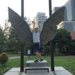タイ 子供 公園,タイ 公園 トカゲ,タイ 公園 有名