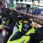 ラン島 バイク 免許,ラン島 バイク 借り方,ラン島 警察