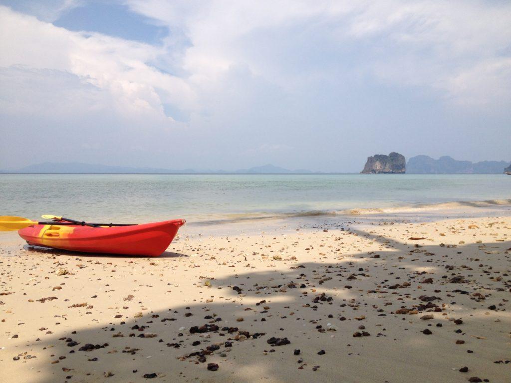 タイ 穴場 ビーチ