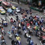 バンコク 渋滞,バンコク 渋滞 何時から,バンコク 渋滞 何時まで