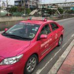 タイ タクシー 料金表,タイ タクシー メーター,タイ タクシー 時間