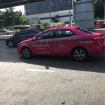 タイ タクシー 乗車拒否,タイ タクシー 捕まえ方,タイ タクシー 見分け方