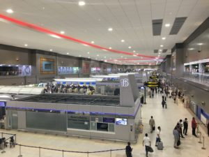 ドンムアン空港 乗り継ぎ時間,エアアジア キャンセル