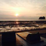 タイ ビーチ 貴重品,タイ ビーチ お金,タイ ビーチ 荷物